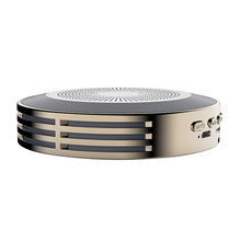 FooHee Bluetooth Lautsprecher Hifi Surround Sound Multifunktionale Metall Stahl Mesh Bunte Q2