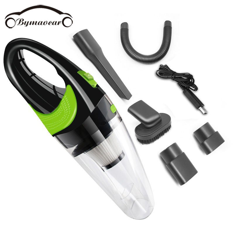 Wireless car vacuum cleaner USB charging cable home dual-use