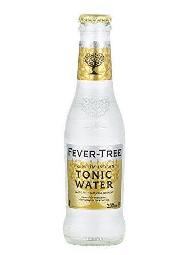 Fever Tree Premium Indian Tonic Water 24 X 200ml