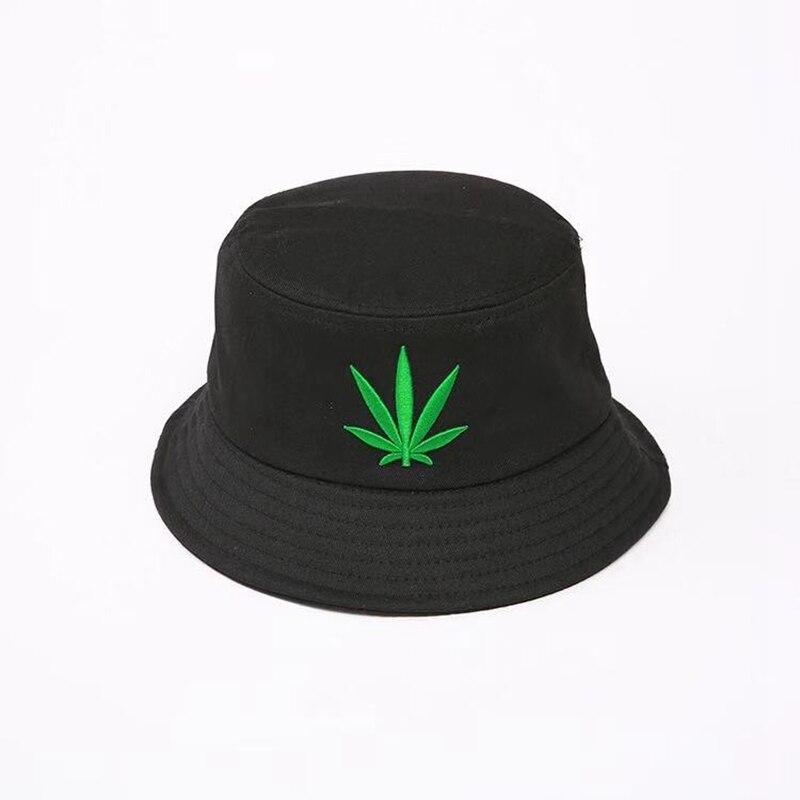 Leaf Bucket Hat 1