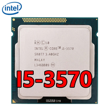 intel Quad-Core i5-3570 CPU Processor 3.4Ghz 6M Cache 77W  LGA 1155 So