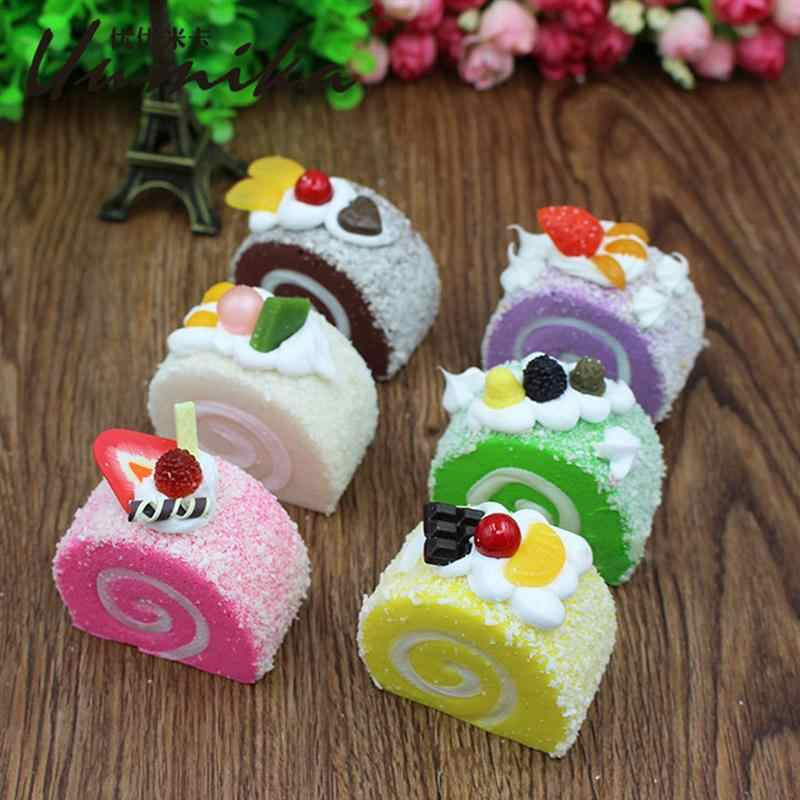 Simulation Cake Dessert Artificial Food Party Supplies Window Display Wedding Desktop Decoration Home Decor