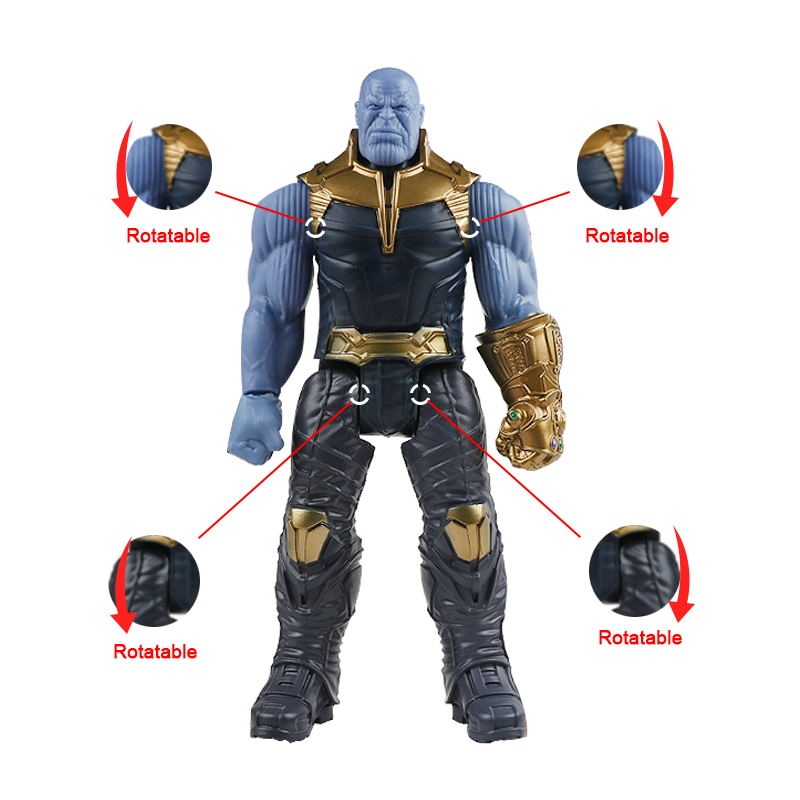 Marvel Avengers Super Hero Action Figures 30cm 6
