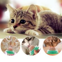 1Pcs Pet Cat Candy Lick Ball Candy Safe and harmless snacks fixed cat nutrition candy catnip Nutrition Gel Energy Pet Candy candy moyo cmh53