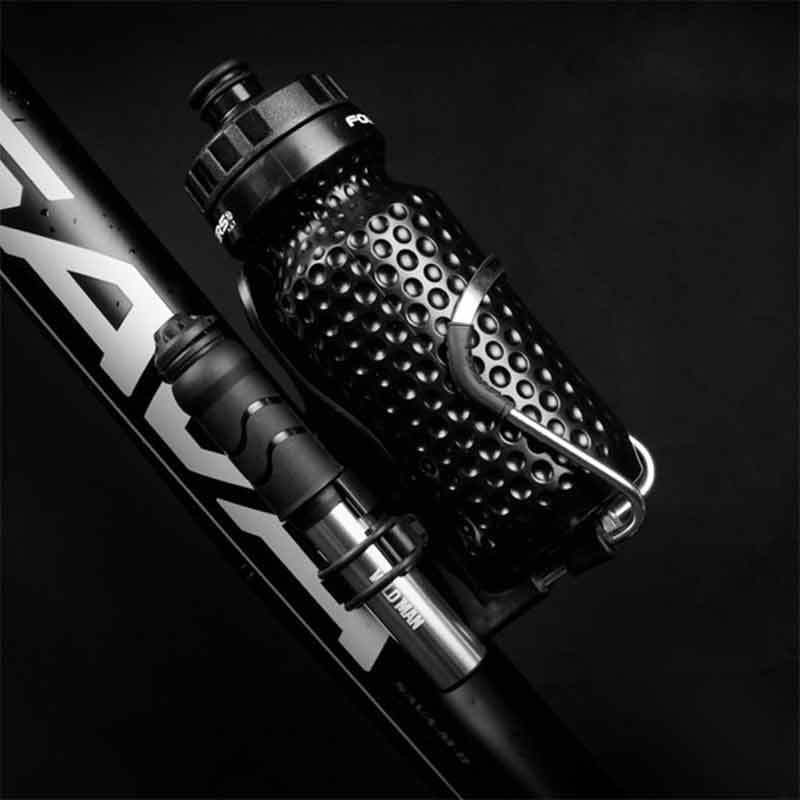 WILD MAN Alloy Mini Bicycle Pump Portable Air Pump Mountain Bike Air Pump Mtb Accesorios Schrader Presta Valve 100 Psi