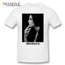 Monica Bellucci T Shirt Monica Bellucci T-Shirt XXX Graphic Tee Shirt Awesome 100 Percent Cotton Short Sleeve Male Tshirt shirt monica riccihref page 8
