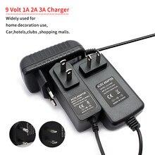 Adaptateur d'alimentation électrique Volte 9 V, transformateur Universel 1A 2A 3A, cc