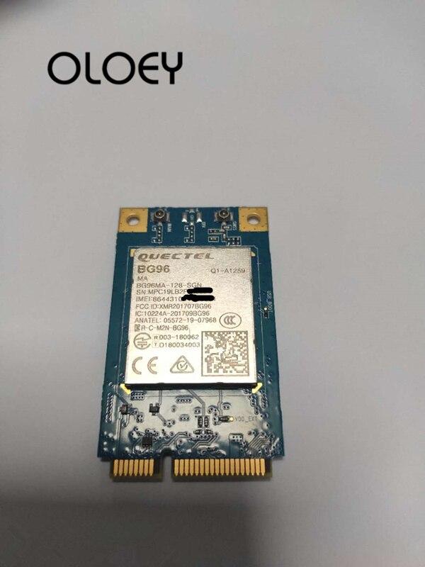 BG96 LTE-M CATM1 Cat NB1 Module, BG96 MINIPCIE, Support GPS Function, Support SIM Card, 100% Brand New Original Authentic