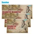 Пластырь для диабетиков, 30 шт. = 5 мешков, китайский травяной пластырь, стабилизация уровня сахара в крови, баланс сахара в крови, медицинский ...