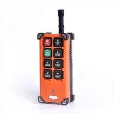 Промышленный передатчик для подъемного радиоуправления f21 e1b VHF UHF/пылезащитный чехол/кристалл/копировальный инструмент для копировального...