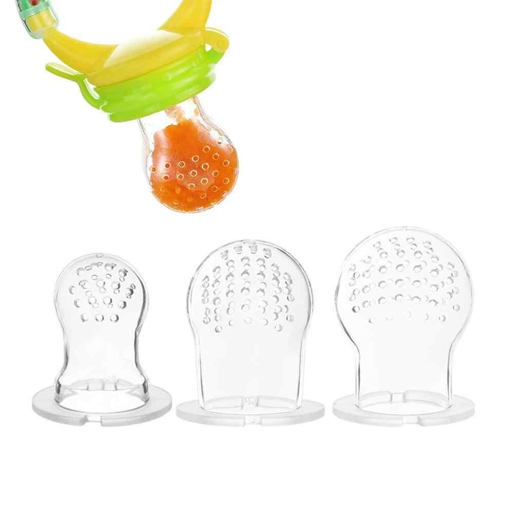 เด็กซิลิโคน Pacifier ขวดอาหารสด Nibbler เด็กผลไม้หัวนมกัด baby pacifier อาหารกัดเด็ก pacifier