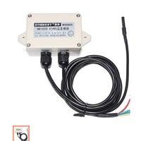 Rs485 módulo de aquisição de temperatura ds18b20 sensor de detecção de temperatura da água Sensor de temperatura     -