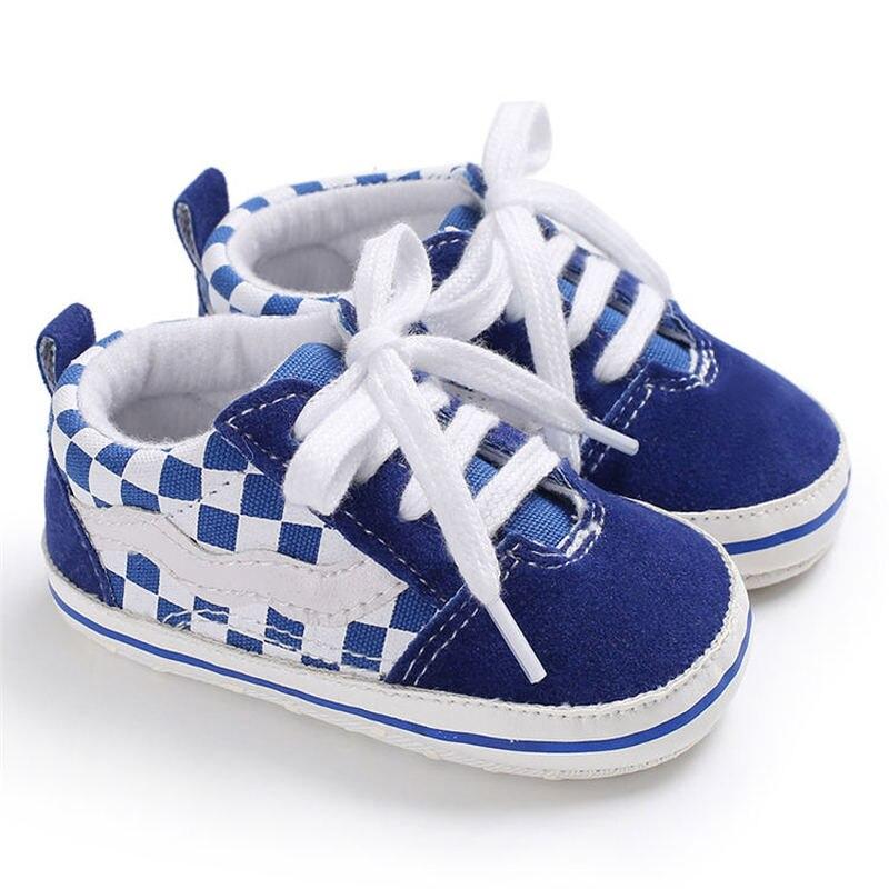 GridNNBaby Infant Kids Girl Boys Soft Sole Crib Toddler Newborn Sandals Shoes