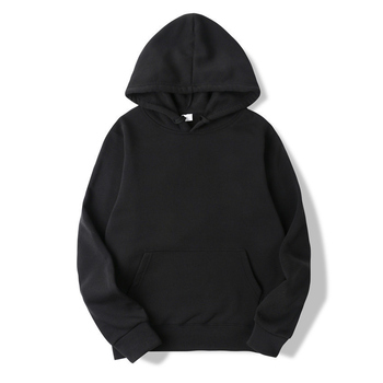 Fashion Brand Men's Hoodies 2020 Spring Autumn Male Casual Hoodies Sweatshirts Men's Solid Color Hoodies Sweatshirt Tops 4