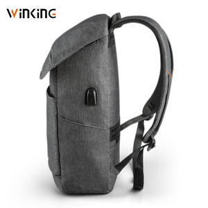 Image 3 - Kingsons 15.6 Inch Laptops Backpacks External USB Charging Computer Backpacks Anti theft Waterproof Bags for Men Women New style