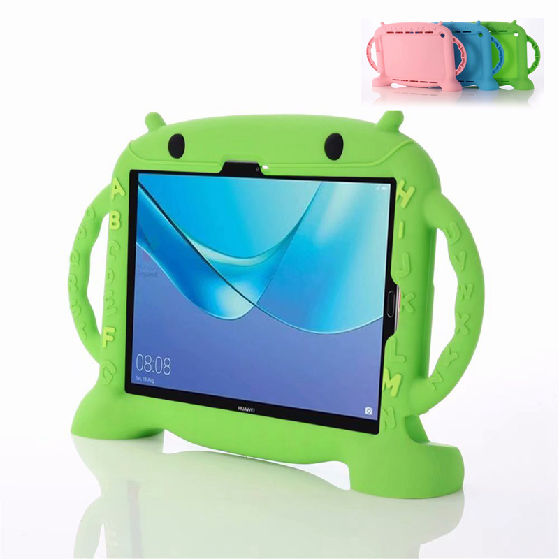 Soft Silicon Kids Case Cover For Huawei MediaPad M5 10 Pro Tablet Protective Case For Huawei MediaPad M5 10.8