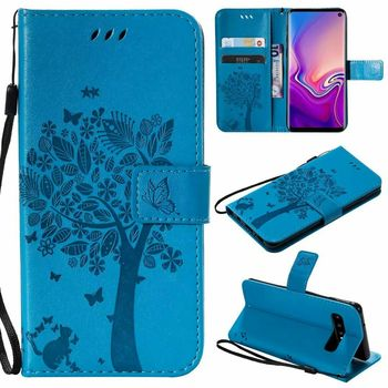 For Huawei Y5 2019 Y7 Y6 Prime Y5 Lite 2018 Y3 2017 Wallet Leather Flip Case On Huawei Nova 3i 3 3E 4 Y9 Y7 Y6 Y5 2019 Case image