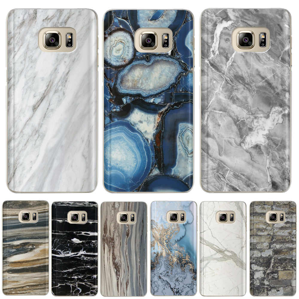 Marble DC Phone Case For Samsung Galaxy J3 J5 J7 J4 J6 J8 2018 S10 S8 S6 S7 S9 Plus Coque Cover Funda Capa TPU Soft Silicone