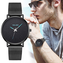YOLAKO Luxury Watch Men Quartz Wristwatch Men Watches Stainless Steel Waterproof Male Watch Clock Relogio Masculino reloj hombre gimto watches men luxury brand clock reloj relogio masculino military quartz watch stainless steel men wristwatch reloj hombre