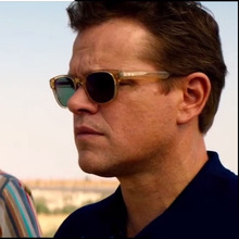 Lemtosh Johnny Depp Myopia sunglasses Matt Damon sunglasses