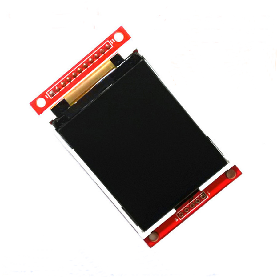 2.2 Inch SPI TFT LCD Serial Port Module With PCB Adapter 240x320 Micro SD Screen ILI9341 2.2 Inch LED Display Board For Arduino