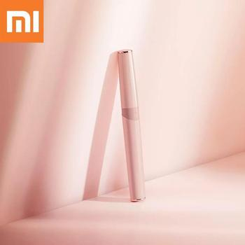 Xiaomi Pinjing electric eyebrow trimmer M2 Portable hair epilator Short and long blades with eyebrow comb mini Hair Remover