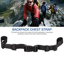 Backpack Belt Flexible Button Sports Outdoor Camping And Mou