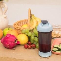 Hand Schudden Juicer Draagbare Fruit Groente Sap Maker Blender Scroll Mini Sap Maken Cup Keuken Gadgets Accessoires