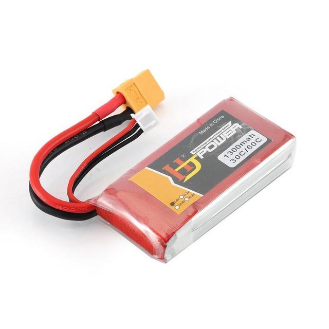 HJ Power 2S 7.4V 1300mAh 30C
