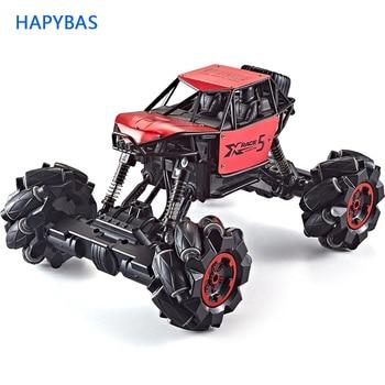 1:16 Remote Control Car RC Car 4WD 2.4Ghz Rock Crawler Remote Control Toys Stunt drift climbing car Christmas toys gift недорого