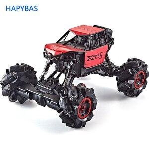 1:16 zdalnie sterowanym samochodowym RC samochodów 4WD 2.4Ghz samochód Rock clawler zdalnie sterowany zabawki zdalnie sterowane kaskaderów dryf samochodów wspinaczkowy zabawki bożonarodzeniowe na prezent
