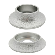 2 шт. паяное алмазное шлифовальное колесо с диаметром 3 дюйма/75 мм диск ручной шлифовальный станок шлифовальный круг пайка колесо-E