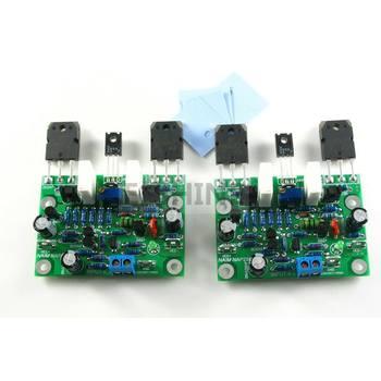 NAIM NAP250 MOD CLONE Assembled Class AB Dual Stereo Amplifier Board 80W 8R AMP diy hi fi 6n3 tube pre amplifier tda7294 amplifier board kit 80w 80w