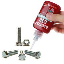 638 Retaining Compound Thread locker 50ml Adhesive Glue for Bearing Flange Hose RC