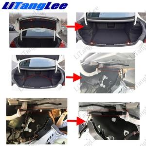 Image 5 - LiTangLee Auto Elektrische Schwanz Tor Lift Stamm Hinten Tür Assist System Für BMW 6 Series F06 2011 ~ 2018 Original schlüssel Fernbedienung