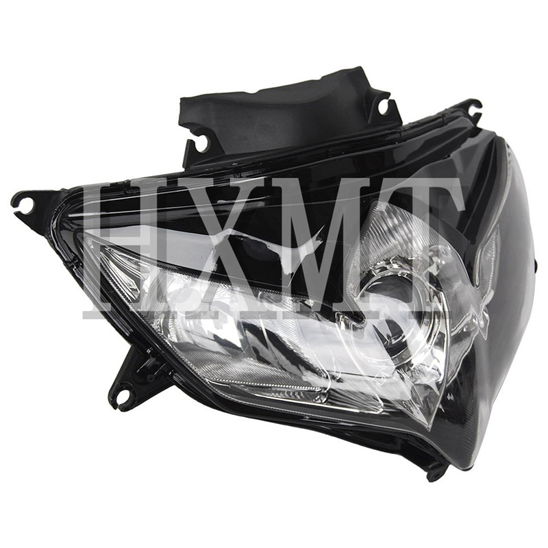 For Suzuki GSXR GSX-R 600 750 K8 2008 2009 2010 Motorcycle Front Headlight Head Light Lamp Headlamp Assembly GSXR750 GSXR600