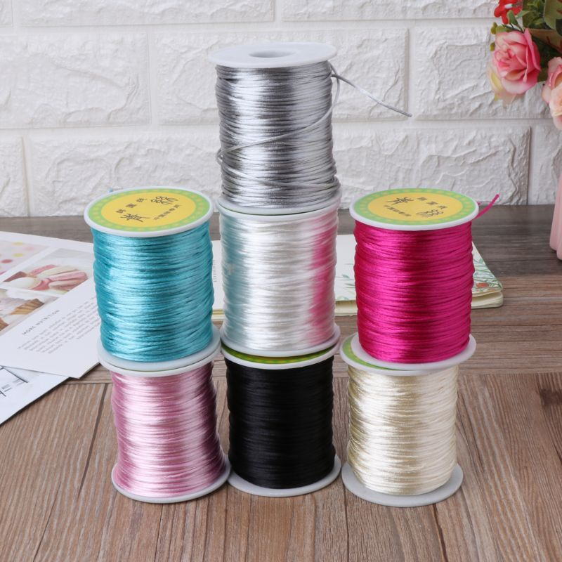 colorful-80-meters-satin-silk-rope-nylon-cord-for-baby-teether-accessories-teething-necklace-rattail-cord-diy-tool