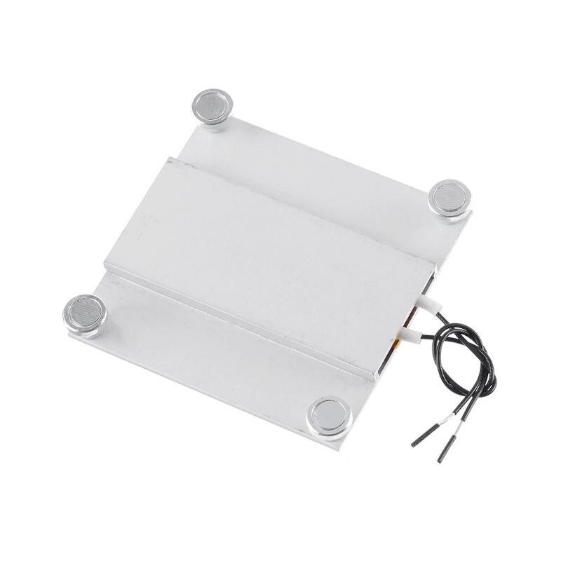 AC 220V Aluminum LED Remover PTC Heating Plate Soldering Chip Remove Weld BGA Solder Ball Station Split Plate 83XA
