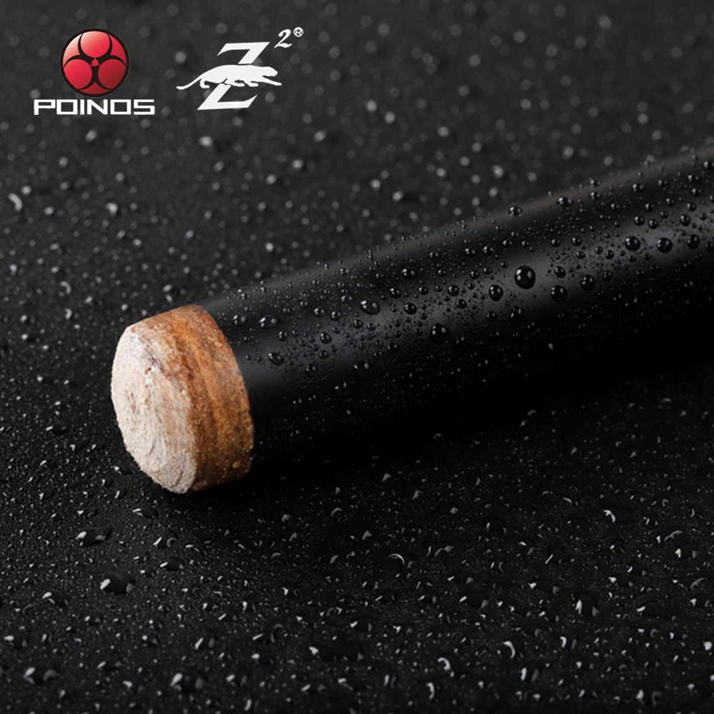 Chiński marka PREOAIDR kij bilardowy pojedynczy trzpień profesjonalny wał z włókna węglowego 10.8mm Tecnologia Billar wał PREDATOR