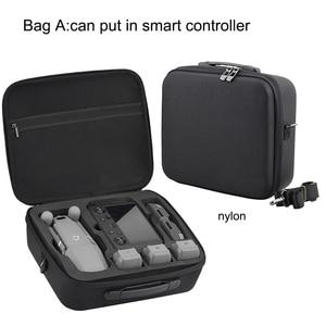 Image 5 - สำหรับDJI Mavic 2 Proซูมรีโมทคอนโทรลไนลอนกระเป๋าสะพายกระเป๋าถือDJI Smart ControllerสำหรับMavic 2 อุปกรณ์เสริม