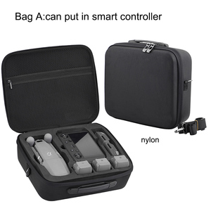 Image 5 - For DJI Mavic 2 Pro Zoom with Screen Remote Control Nylon Shoulder Bag Handbag DJI Smart Controller for Mavic 2 Accessories