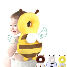 Pillow Protective-Cushion Safe-Care Toddler Soft Infant Baby Anti-Fall Children Cartoon