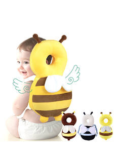 Pillow Protective-Cushion Safe-Care Toddler Infant Baby Anti-Fall Children Cartoon Soft