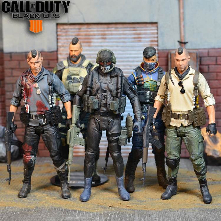 6inch 2019 Game Mcfarland Call Duty Modern War Action Figure Toys Doll for Gift image