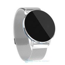 Round Smart Watch Men Women For Android IOS Smartwatch Electronics Smart Clock W