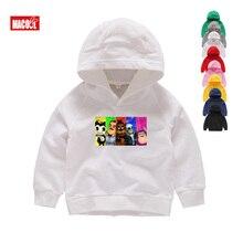 2019 Boys and Girls Game Hello Neighbor Pattern Hoodies Kids Casual Funny White Baby & Sweatshirts 3T-8T T-shirt