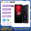 Original ASUS ROG Phone 5 Global Version Snapdragon888 8/12/16GB RAM 128/256GB ROM 6000mAh 65W NFC  OTA  Gaming Phone ROG5