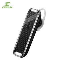 CIGFUN Bluetooth 5,0 наушники в ухо беспроводные наушники Мини HIFI Handsfree наушники бизнес Вождение гарнитура с микрофоном для телефона