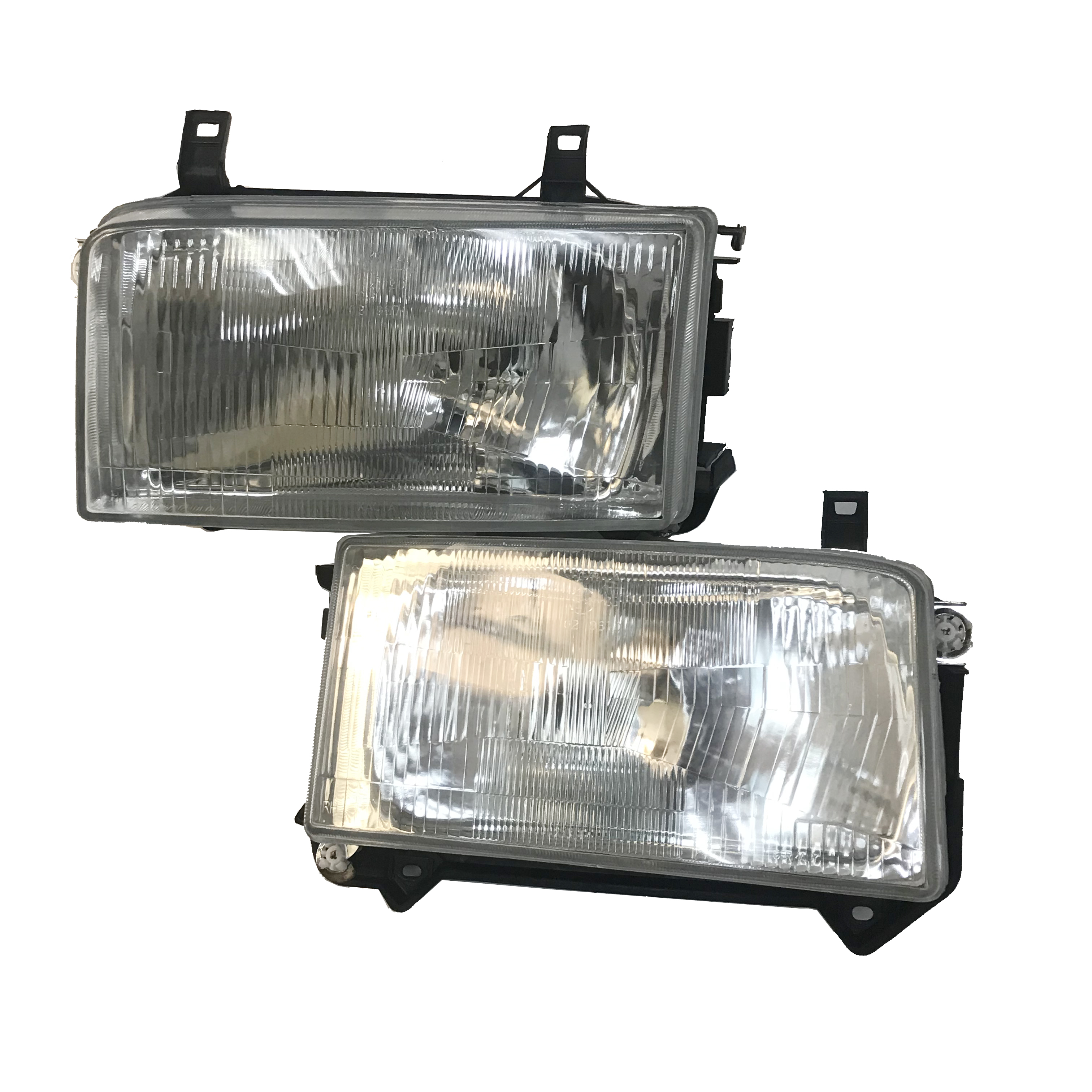 RH&LH Headlight for Volkswagen Transporter <font><b>VW</b></font> <font><b>T4</b></font> Eurovan Caravelle Multivan <font><b>T4</b></font> Head <font><b>light</b></font> lamp image