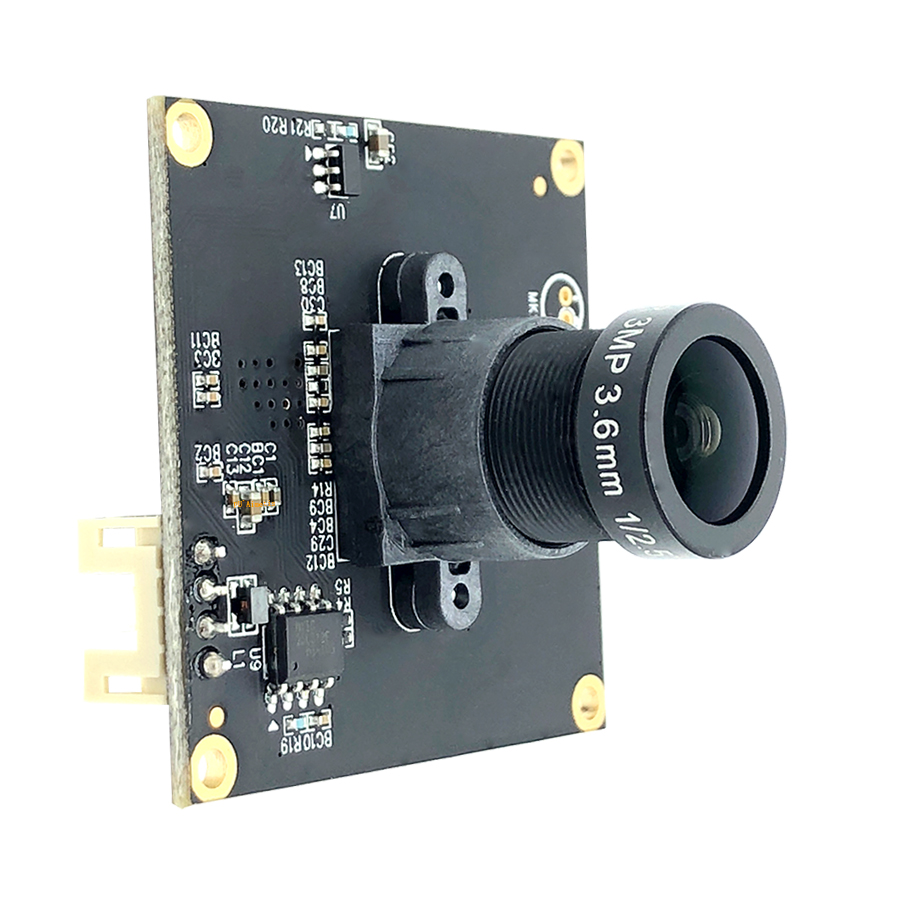 Full HD Industry  High Speed UVC 330FPS Plug Play USB Camera Module 4MP 1080P 92° Surveillance camera